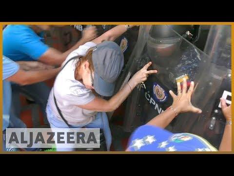 🇻🇪 Venezuela: Rival rallies held in Caracas as crisis intensifies | Al Jazeera English