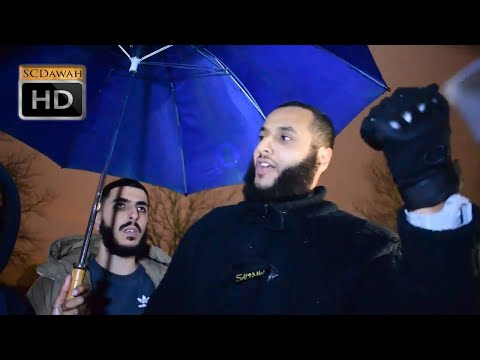 P1 - You Cant Handle the Truth! Muhammad Hijab Vs Christians | Speakers Corner | Hyde Park