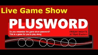 Plusword Game Show 116th Episode