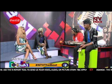NTV The beat: Wendy's interview with Alex Muhangi and Sheila Gashumba