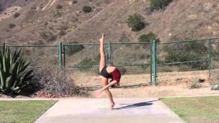 COOL TRICKS FOR DANCERS/GYMNASTS!!!!