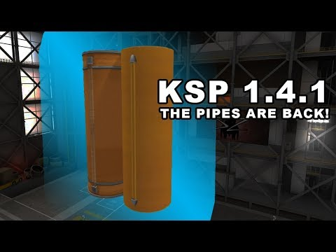 KSP 1.4.1 released & Making History Expansion is live - Update on the Upgrade! |