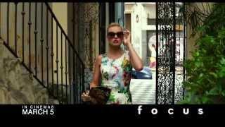 Focus (2015) Official Trailer 2 [HD]
