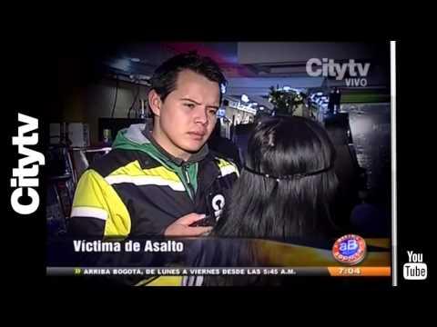 Citytv: Asaltan Casino En El Barrio Venecia