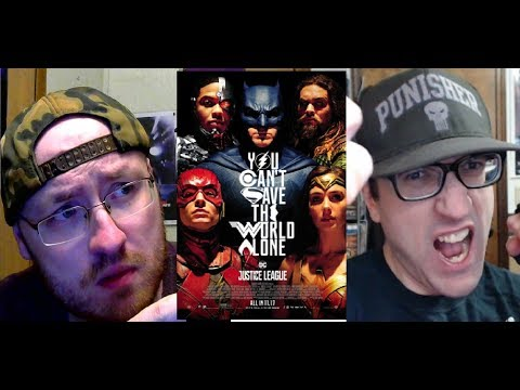 Epic RANT - Justice League (2017) Review with Me & Mike streaming vf