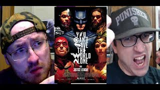 Epic RANT - Justice League (2017) Review with Me & Mike