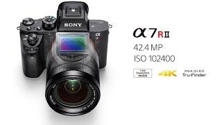 Sony a7R II Tech Review