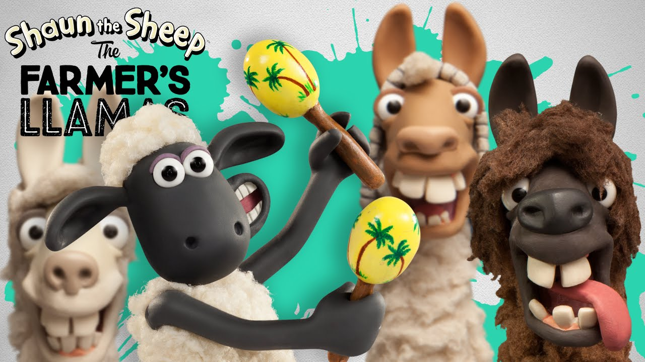 shaun the sheep meet animals