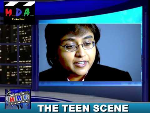 THE ORIGINAL BALTIMORE THE TEEN SCENE with Haley Title IX