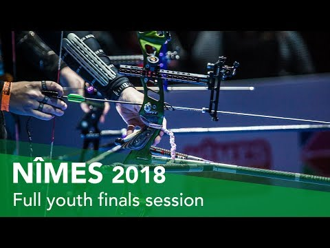 Live Session: Youth Finals | Nîmes 2018 Indoor Archery World Cup Stage 3