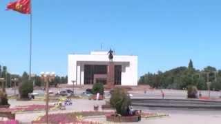 Видео презентация университета Манас