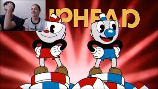 Gambar cover Adelaide Kane's live on Twitch playing Cuphead with her brother — December 28, 2017
