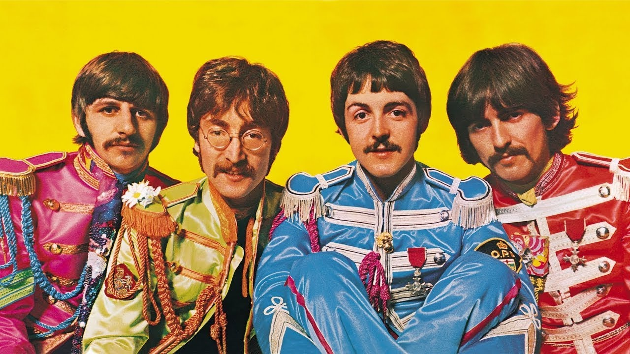 The Beatles - Sgt. Pepper's Lonely Hearts Club Band Working Version
