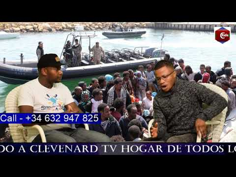 Libya to Italy by Boat 4