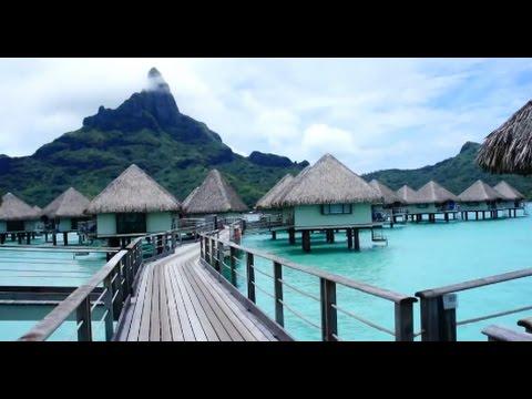 Our Overwater Bungalow At Le Meridien Resort, Bora Bora - French Polynesia