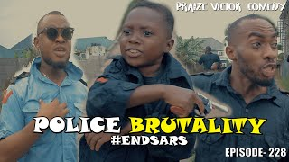 Download PVC Comedy - POLICE BRUTALITY (PRAIZE VICTOR COMEDY)