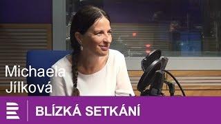 Michaela Jílková: Já se snažím být občas i vtipná...