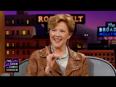 Annette Bening's First Oscar Nom Led to Chocolate