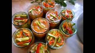 Салат огурцы по-корейски на зиму с морковью - очень вкусная закуска.