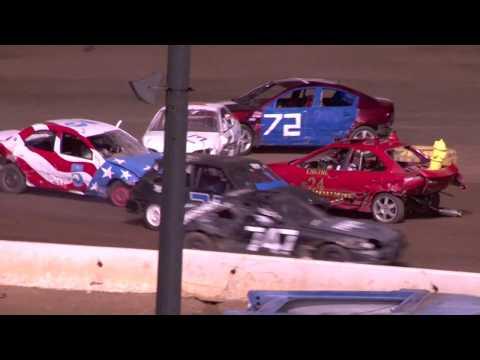 Perris Auto Speedway Night of Destruction 9-28-19 Mini Stock Main