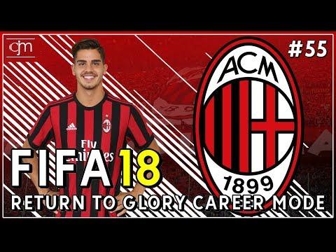 FIFA 18 AC Milan Career Mode: André Silva Kembali Menunjukkan Ketajamannya #55