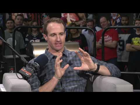 Drew Brees on The Dan Patrick Show (Full Interview) 2/2/17