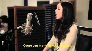 Maddi Jane - Jar of Hearts (Christina Perri) with Lyrics
