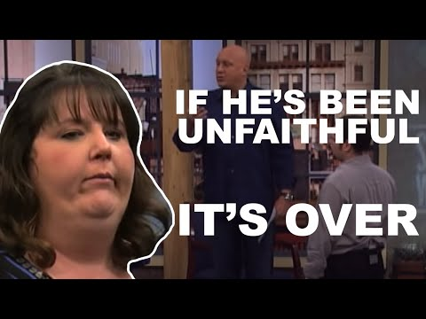 I Beat Her Because She's Fat (The Steve Wilkos Show)