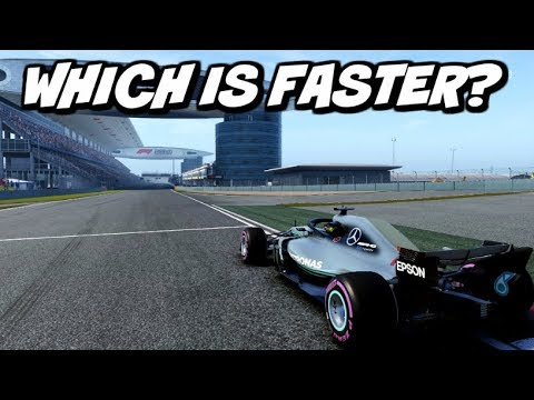 F1 2018 ASSISTS VS NO ASSISTS - Which is faster?