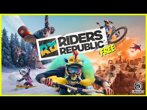 Riders Republic Open World PC Game FREE on Ubisoft and My Free Games Collection😱 thumbnail