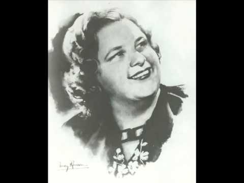 Kate Smith On the Air: San Fernando Valley  (with lyrics)