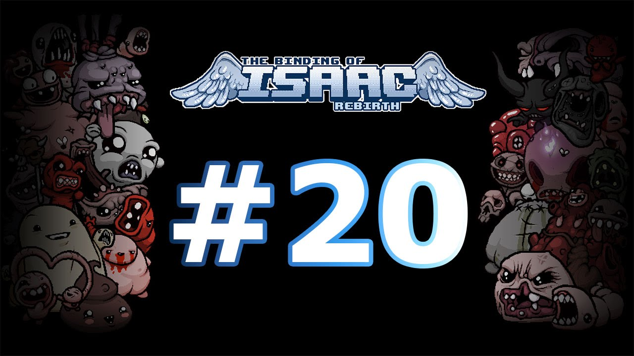 Lets Play - The Binding Of Isaac Rebirth - EP #68