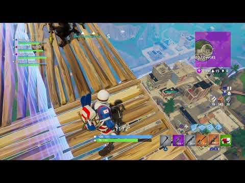 Baixar Fortnite Stairway to heaven win