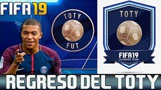 FIFA 19 SBC Regreso del TOTY Faciles y Baratos 😎⚽