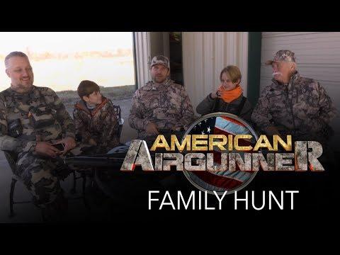 Arkansas Deer Hunting With AIRGUNS | American Airgunner TV