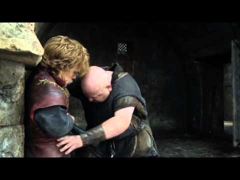 Mord And Tyrion Lannister - No Gold - Game Of Thrones 1x06 (HD)