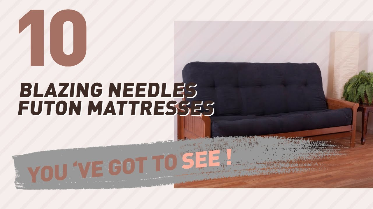 Blazing Needles Futon