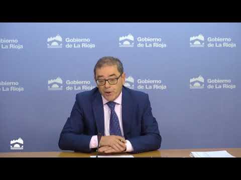 El director del Área de Salud de La Rioja, hace balance del Área Asistencial del Servicio Riojano de