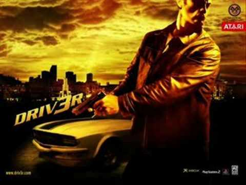 Driv3r Soundtrack Static in the Cities by Hope of the States