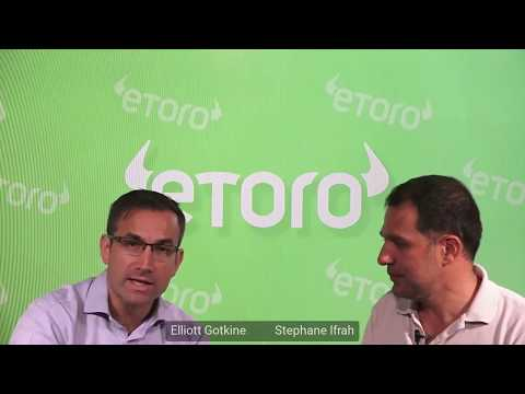 Meet the CEO of eToro Partner Portfolio Napoleon-X: Stephane Ifrah