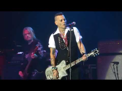 People Who Died (Johnny Depp Vocals) Hollywood Vampires@Bethlehem, PA 5/21/18