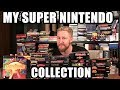 MY SUPER NINTENDO COLLECTION - Happy Console Gamer
