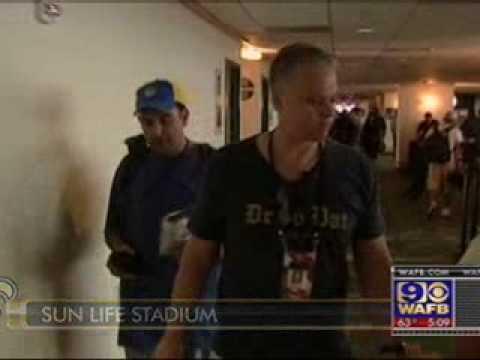 Bobby Hebert at media day