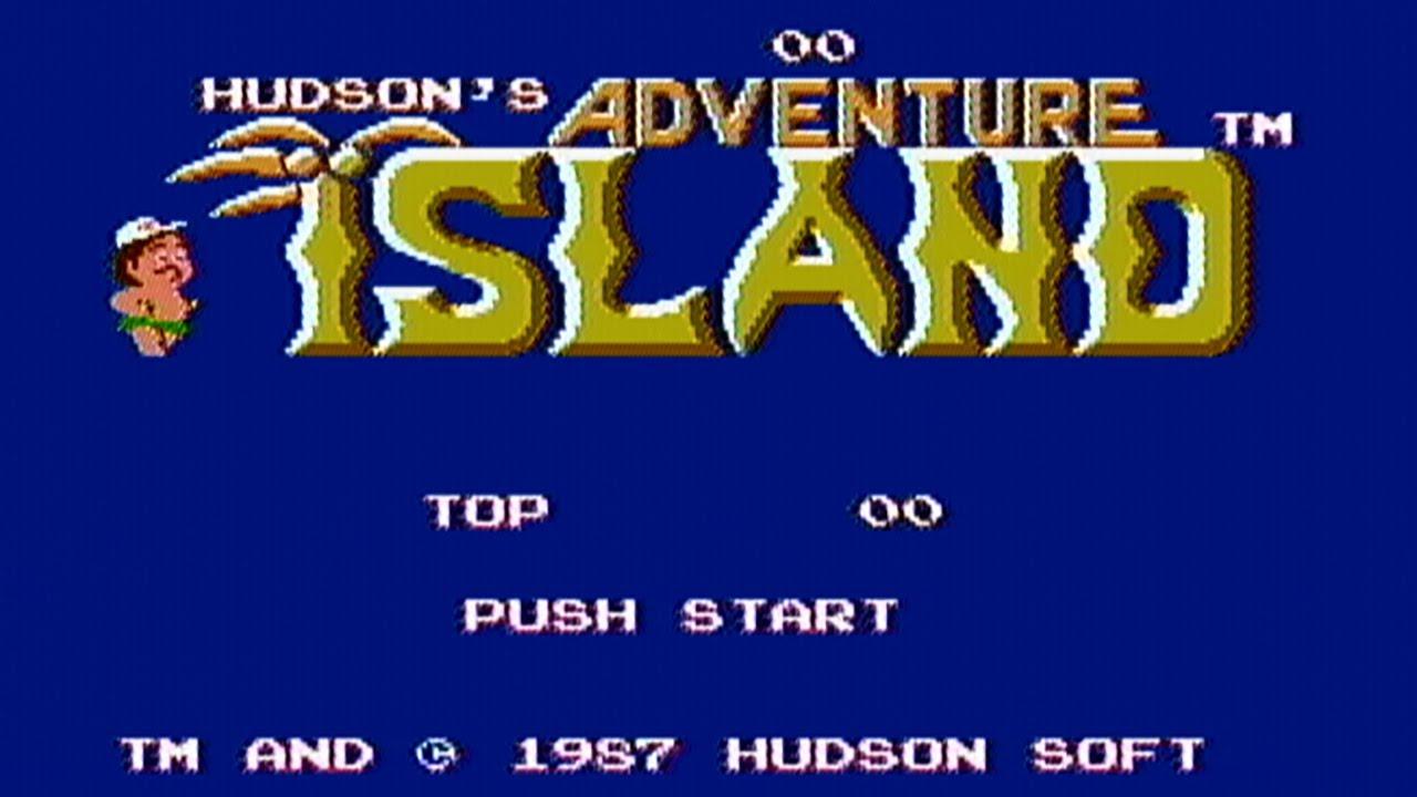 adventure island nes gameplay youtube