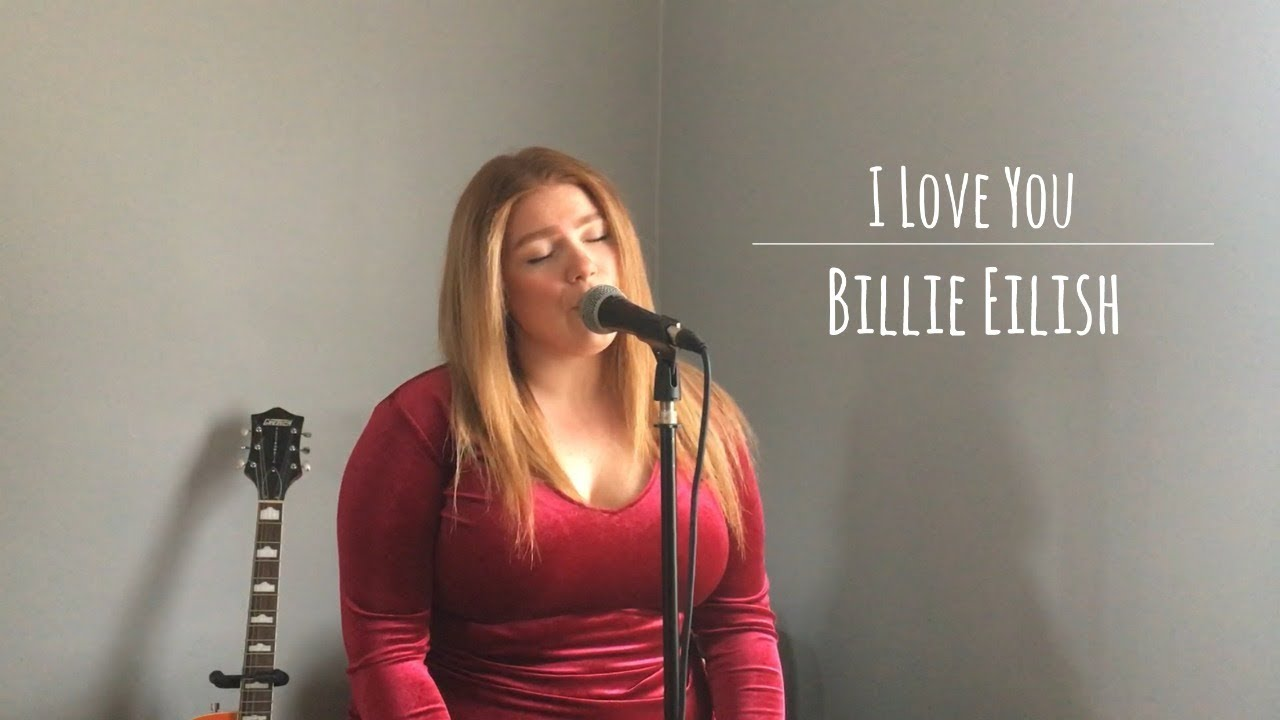 """i love you"" 