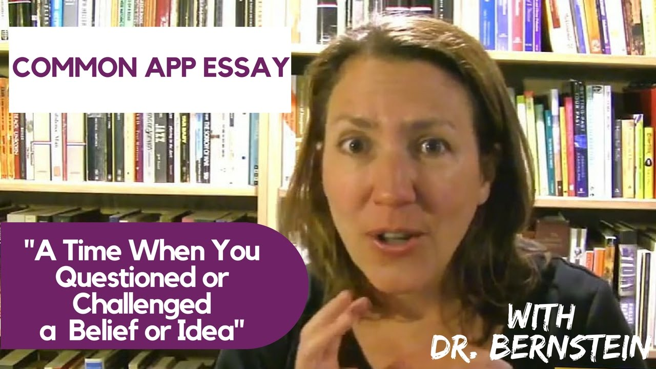 College essay questions Essay Format Common App Essay Examples Common ...
