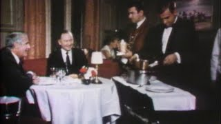 Food flashback: 60 Minutes dines in 1968