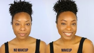 Makeup for Girls Who HATE Wearing Makeup! | The Most Natural