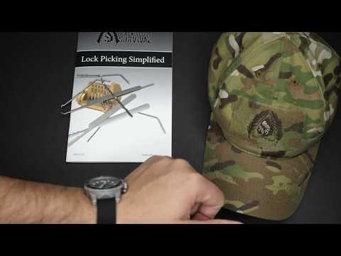 NEW Lockpicking Instruction, GEAR, and SNEAK PEEK