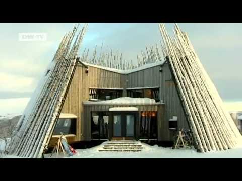 Architecture: Tusen Ski Restaurant in Jämtland | euromaxx